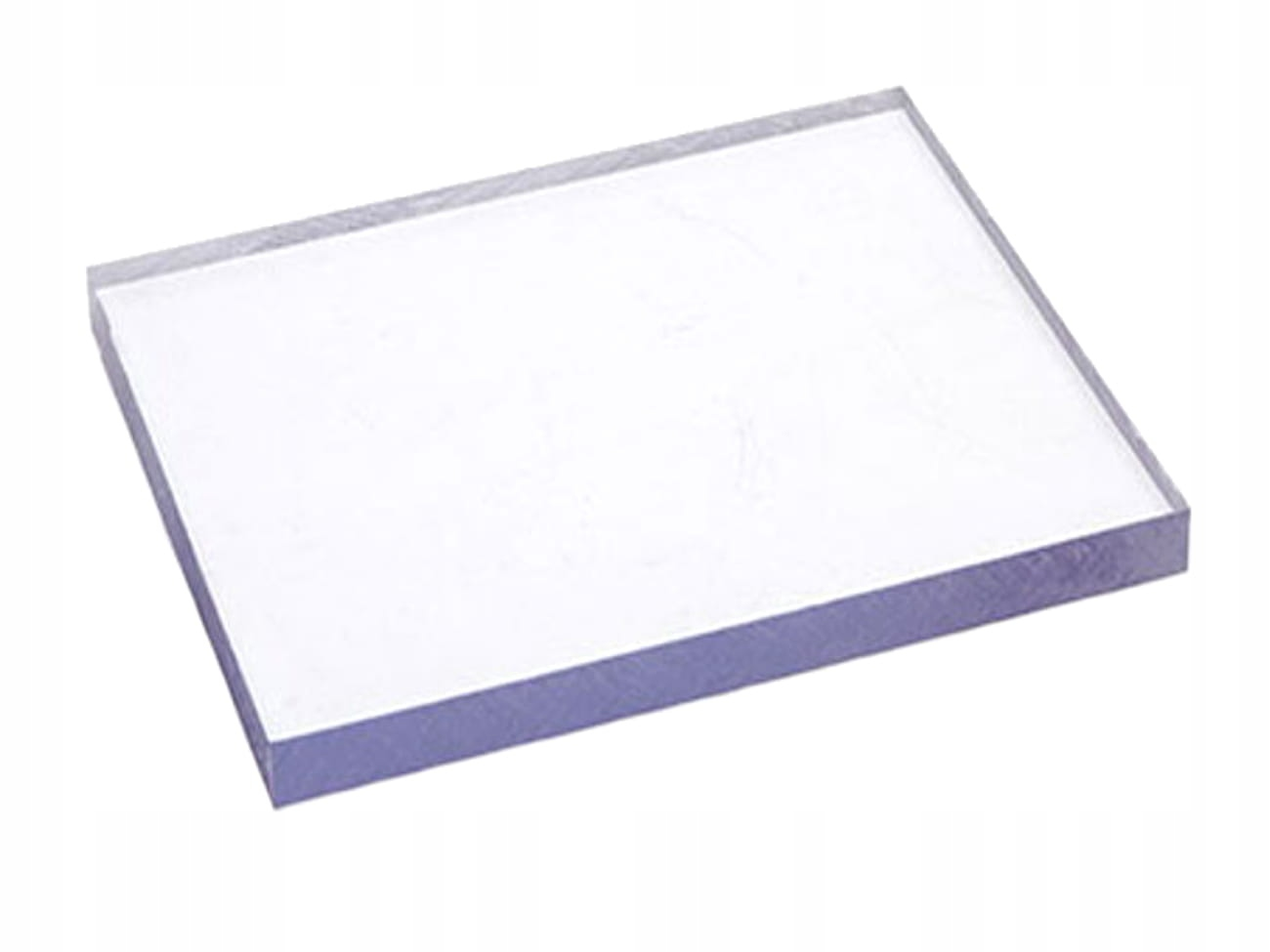 Оргстекло Plexiglass Pmma бесцветное 3 мм на размер