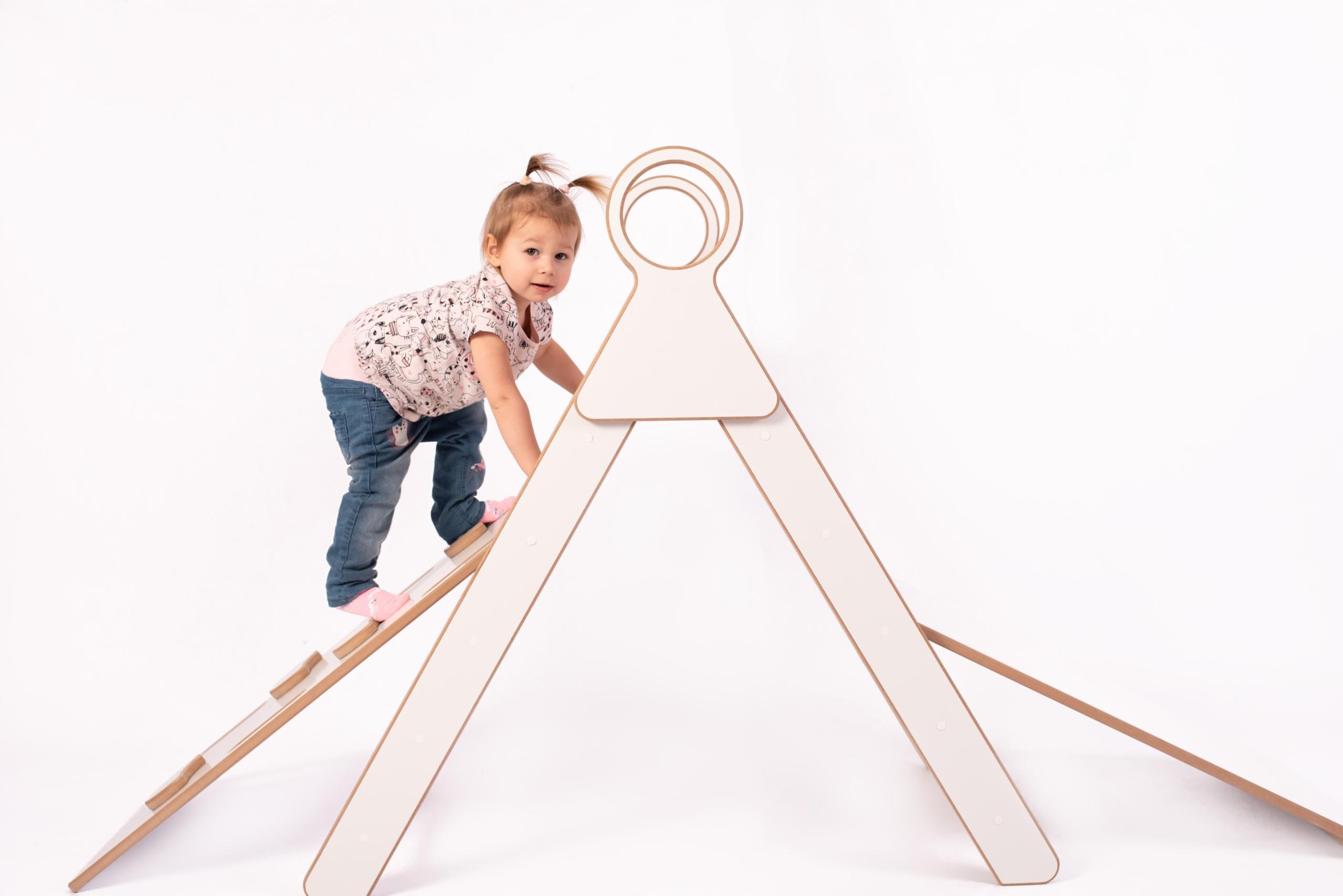 Лестница для подъема - пиклер - треугольник