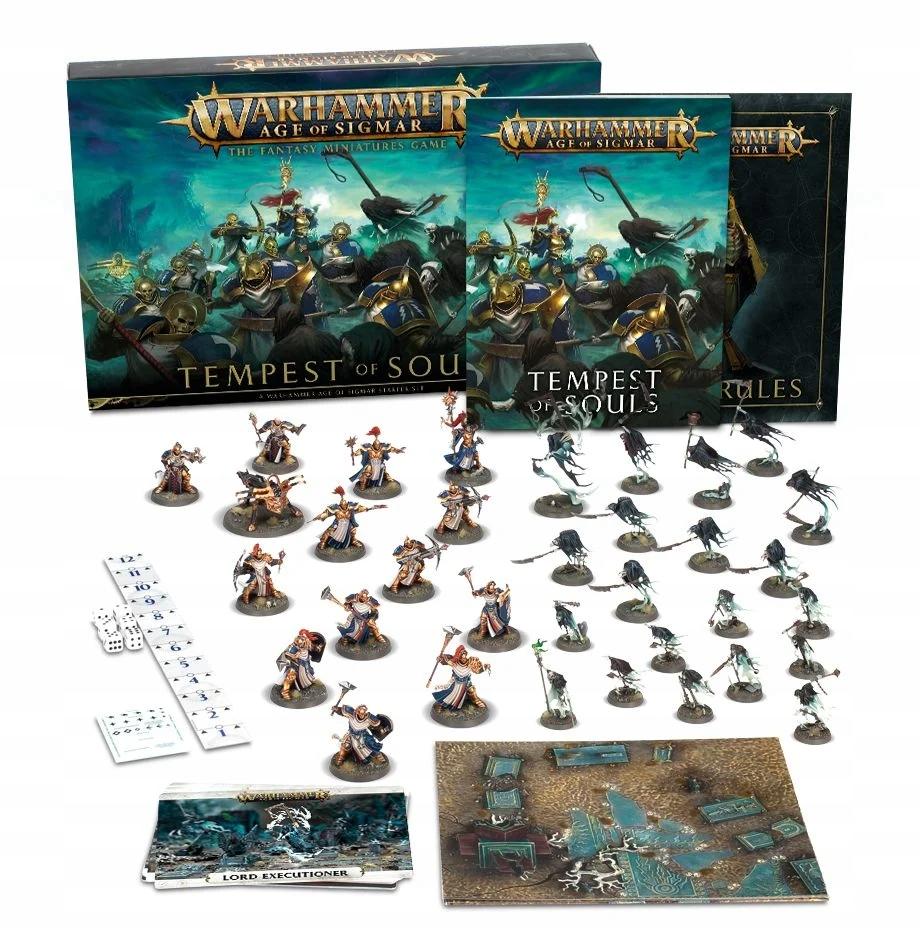 Warhammer Age of Sigmar - Tempest duša