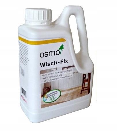 OSMO 8016 WISCH-FIX 1L + OSMO 3029 BEZBARWNY - 1L Waga (z opakowaniem) 3 kg
