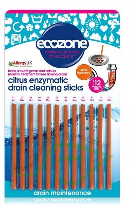 Промасленные палочки для очистки стоков ЭКО