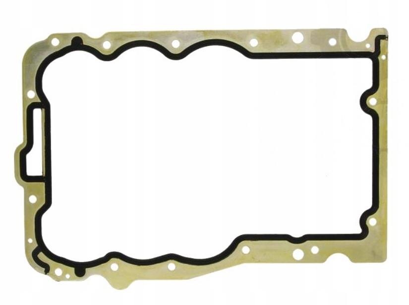 прокладка чаши масляной opel corsa c 10