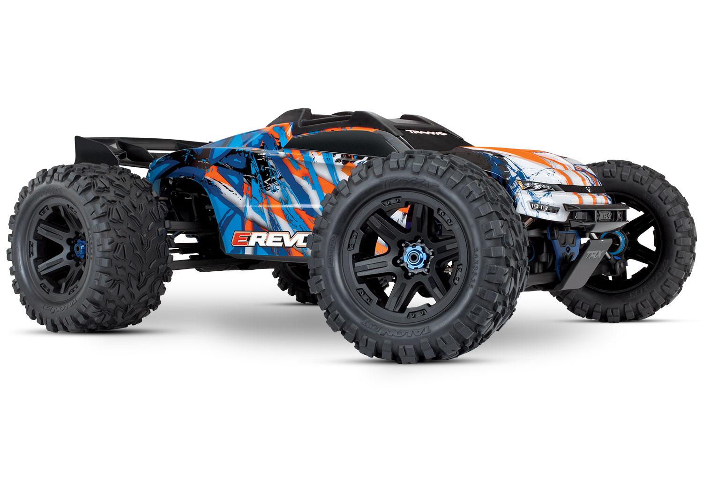 Traxxas E Revo 2 0 Brushless Monster Truck 1 8 4wd 9655392595 Allegro Pl