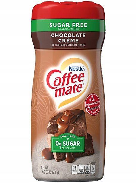 Шоколадный крем Coffee-Mate без сахара 289г