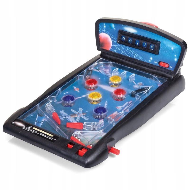 Elektronický hrací stôl FLIPPER Space Pinball