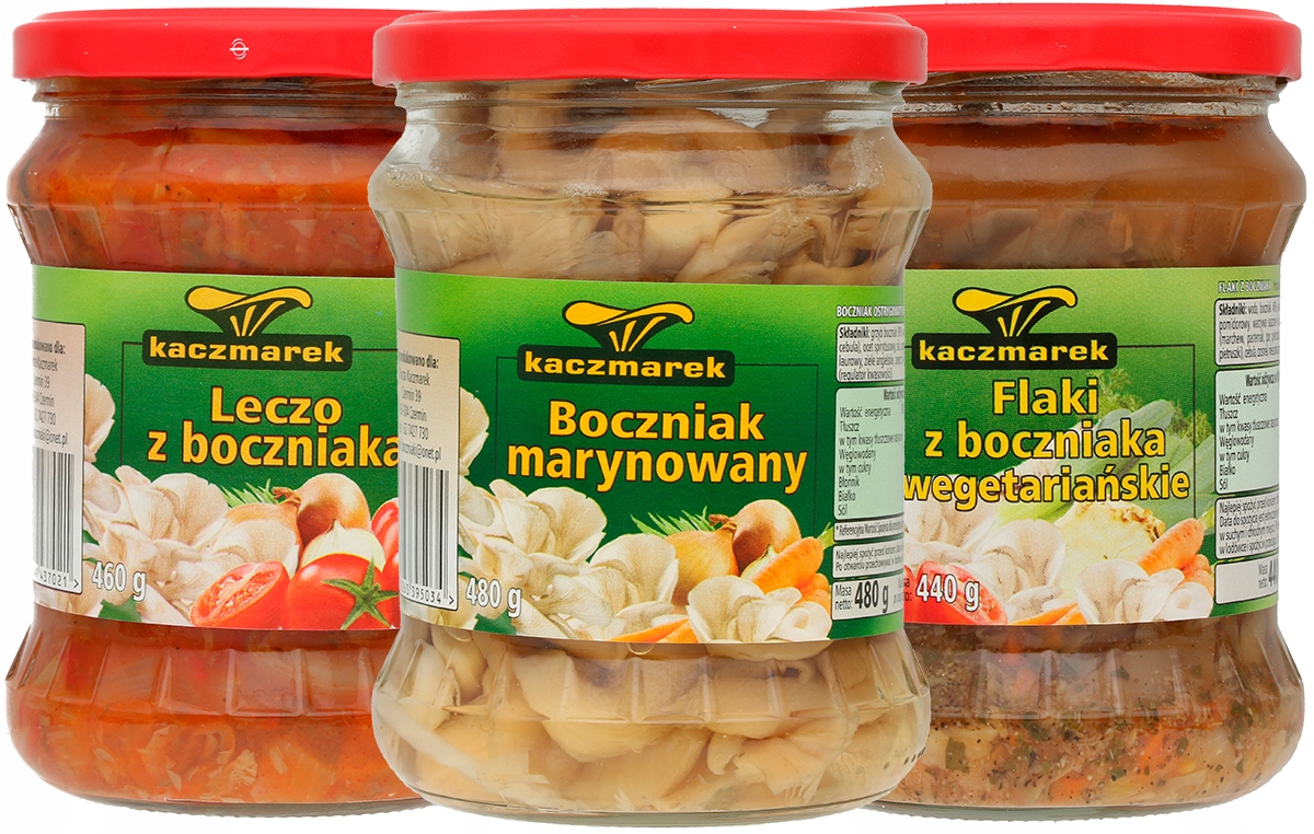 Item SET OF 3 PRODUCTS FROM OYSTER KACZMAREK