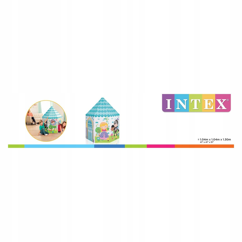 Domek namiot księżniczki Intex 44635 Kod producenta 44635