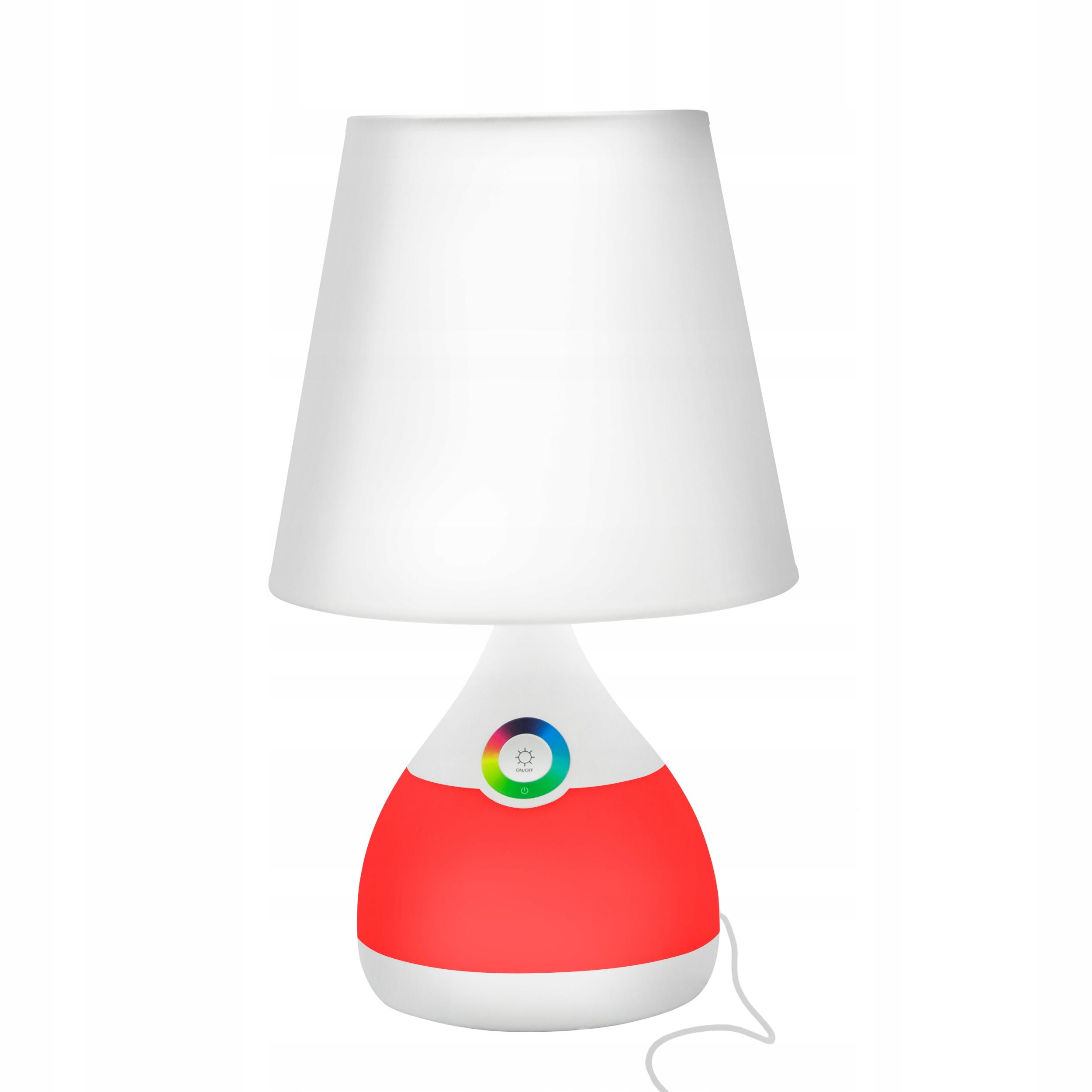 LED žiarovka RGB svetlo na čítanie odtieň má schopnosť ovládanie jasu svetlo, 300LM POLUX