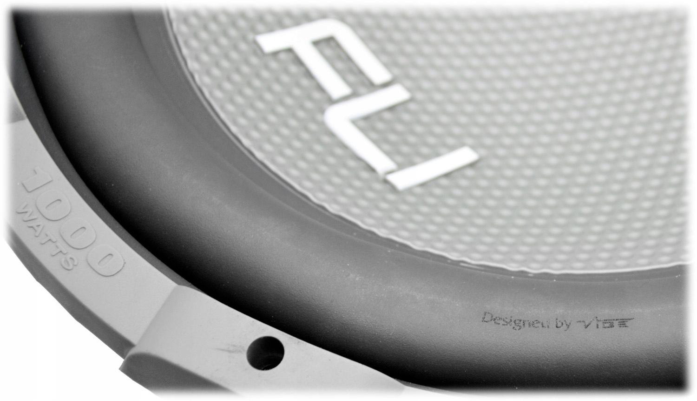 Głośnik Subwoofer FLI Frequency 12 FF12-F3 Bass Moc znamionowa RMS 300 W
