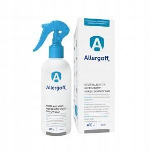 ALLERGOFF Spray 400ml neutralizator alergenów