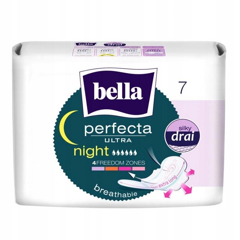 Гигиенические прокладки Bella Perfecta Ultra Night, 7 шт.