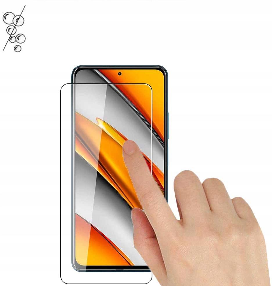 Szkło Hartowane Płaskie 9H do Xiaomi Poco F3 Przeznaczenie Xiaomi