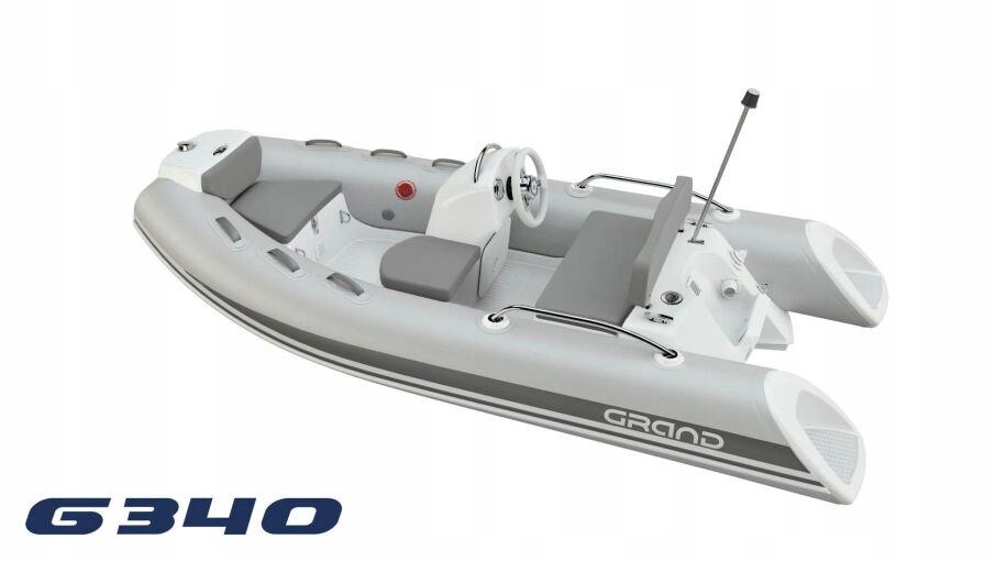 Купить GRAND Голден Line-шампунь G340 RIB Понтон лодку моторный катер на Eurozakup - цены и фото - доставка из Польши и стран Европы в Украину.