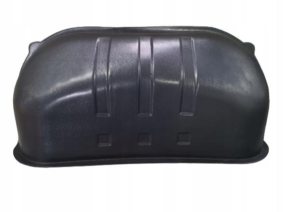 крышки колесные арки накладка opel movano master 2 шт