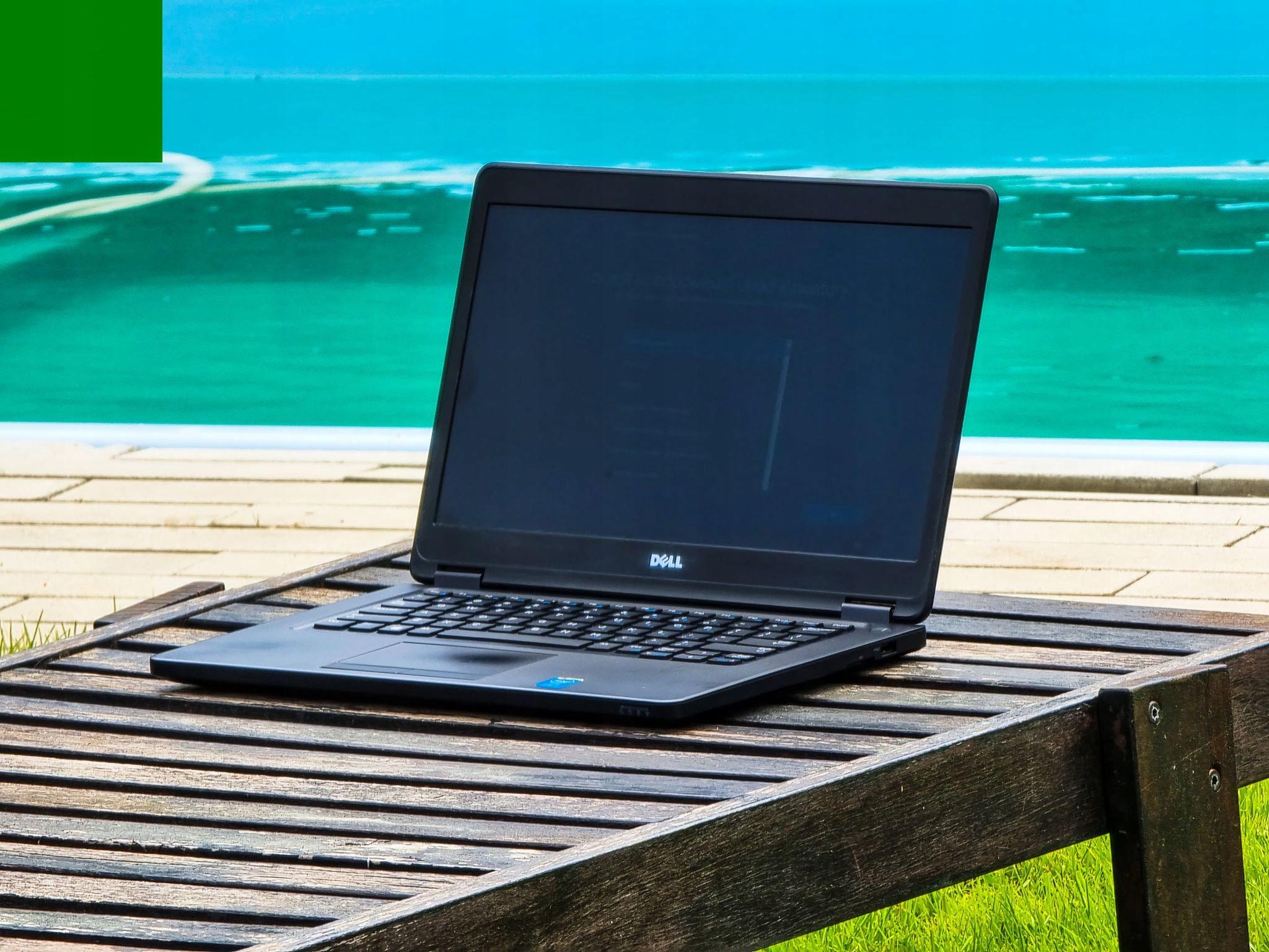 """Laptop Dell Latitude E5450 14"""" 8GB 240SSD W10 Model E5450"""