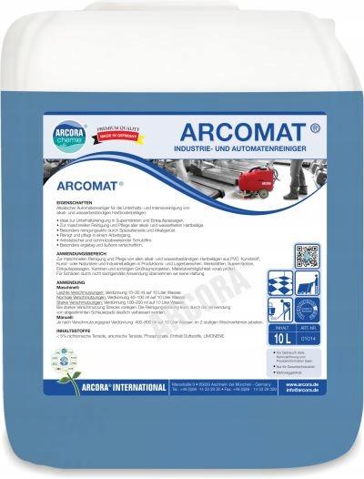 Щелочное средство для мытья полов ARCOMAT EFFICIENT
