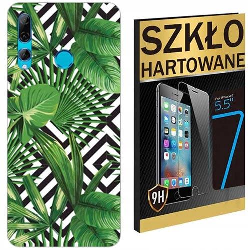 200 wzorów Etui+szkło Do Huawei P Smart Plus 2019