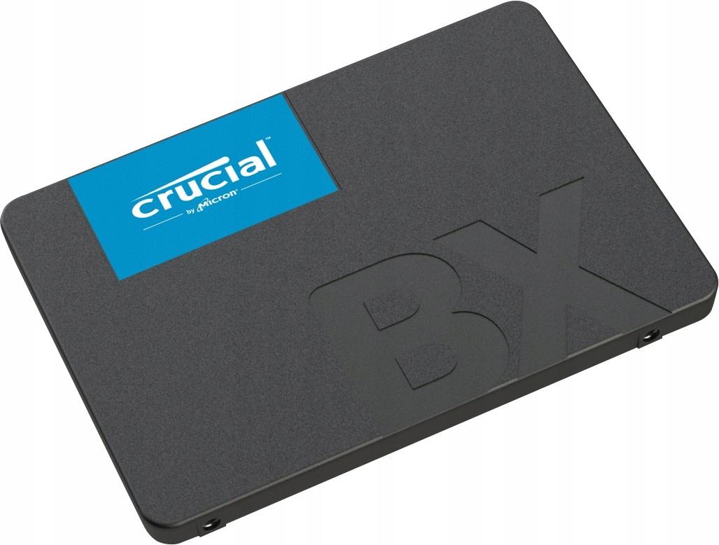 Купить CRUCIAL Dysk BX500 SSD 120GB SATA3 2.5 540/500MB/s на Otpravka - цены и фото - доставка из Польши и стран Европы в Украину.