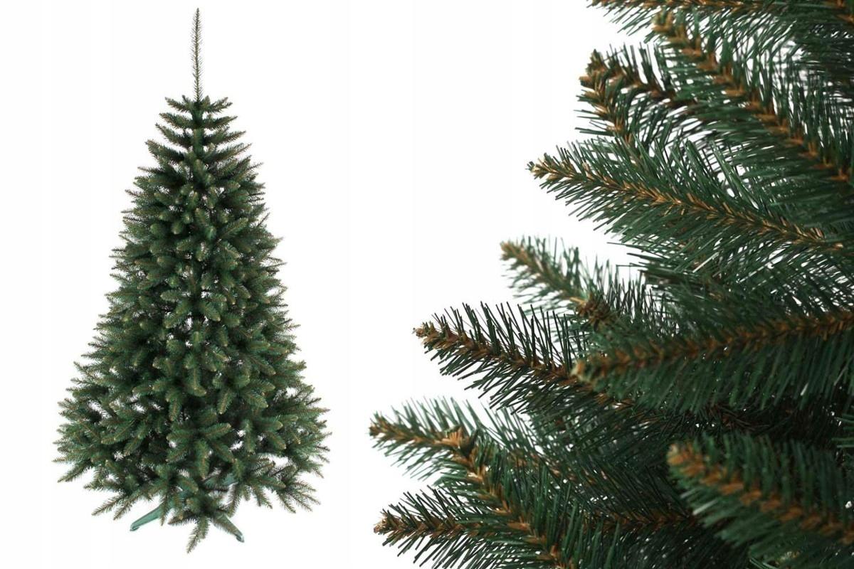 Umelý vianočný stromček sibírsky smrek 220 cm