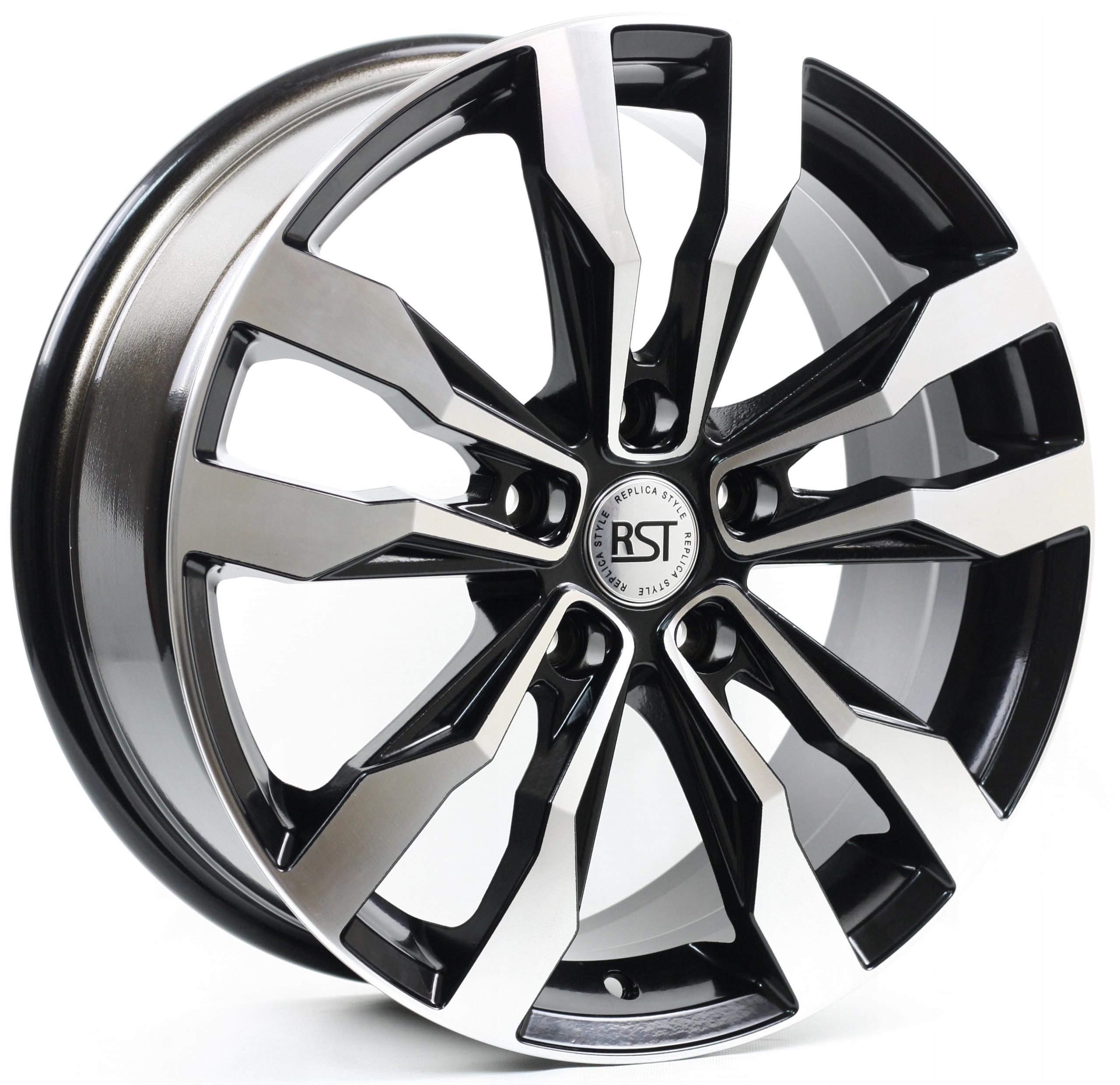 Легкосплавные диски 17 Peugeot 5x108 308508407 3008 5008
