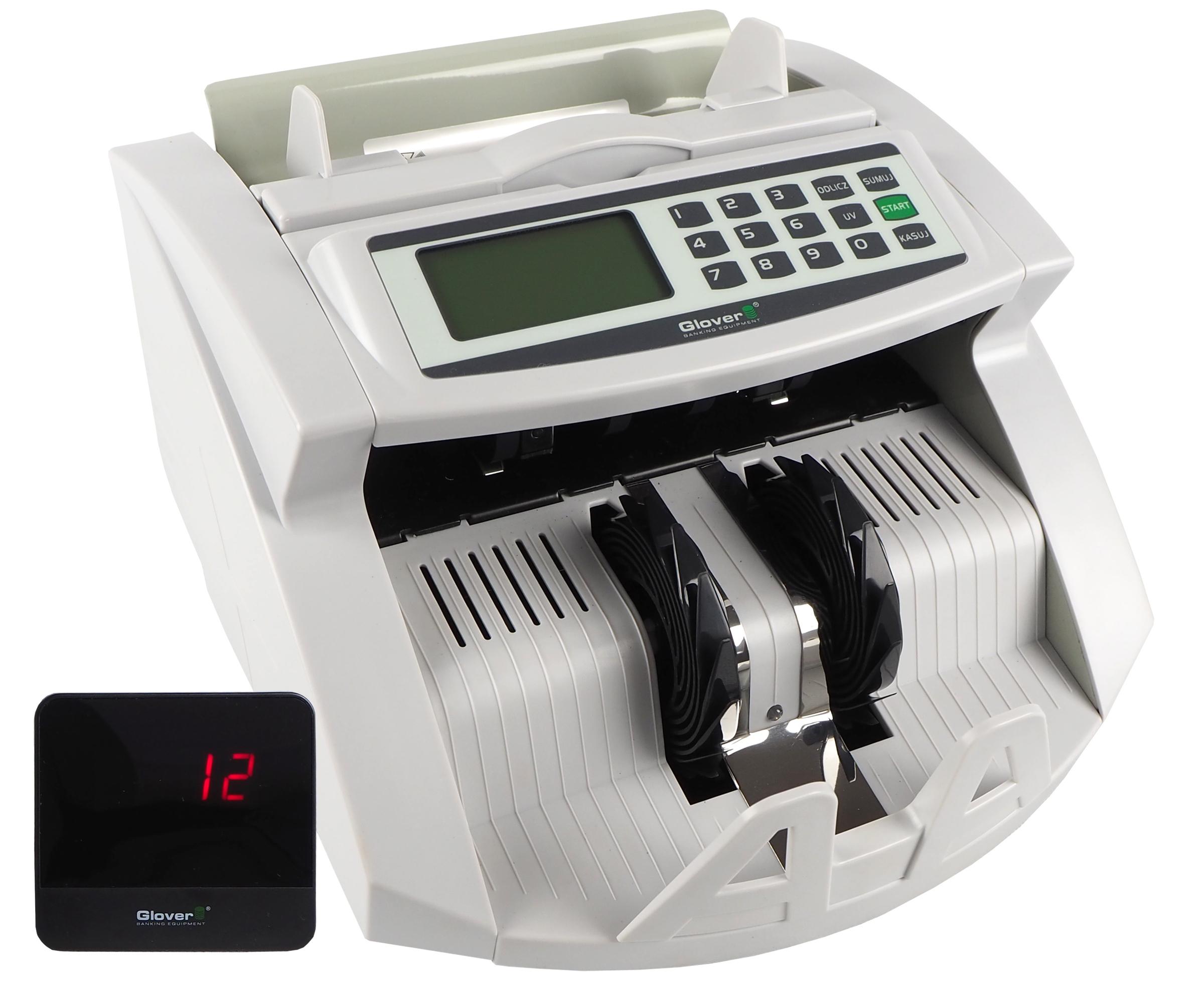 Markowa Glover GC-10 UV / LCD Bankovky