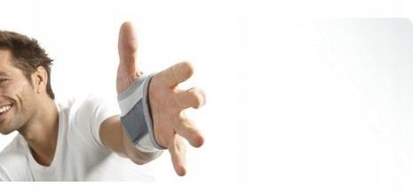 Orteza szynowo-opaskowa nadgarstka Push Med Splint Waga produktu z opakowaniem jednostkowym 0.15 kg
