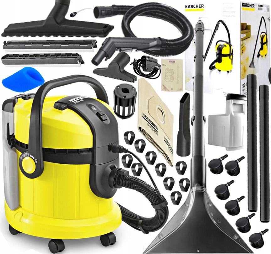 Пылесос для стирки Karcher SE 4001 1.081-13.0 1400ВТ