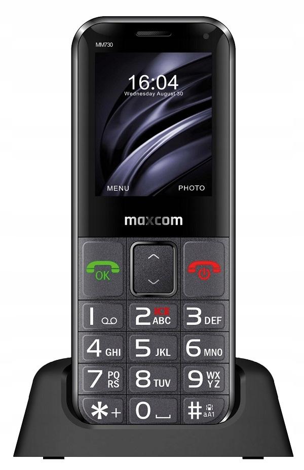 Telefon Dla Seniora Maxcom Comfort Mm730 Sos Radio 9648510598 Sklep Internetowy Agd Rtv Telefony Laptopy Allegro Pl