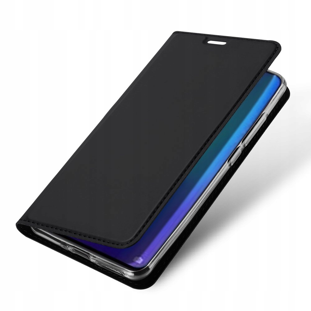 Etui DUXDUCIS czarny + szkło UV do Huawei P30 Pro Kolor czarny
