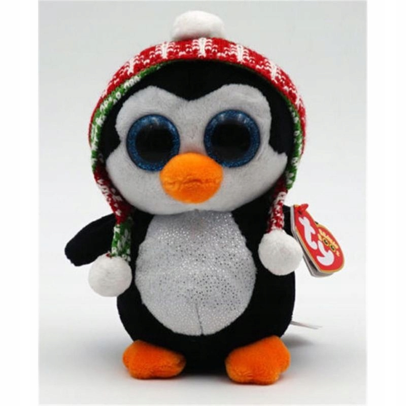 VY Beanie Boos. Tučniak Penelope, 62 cm