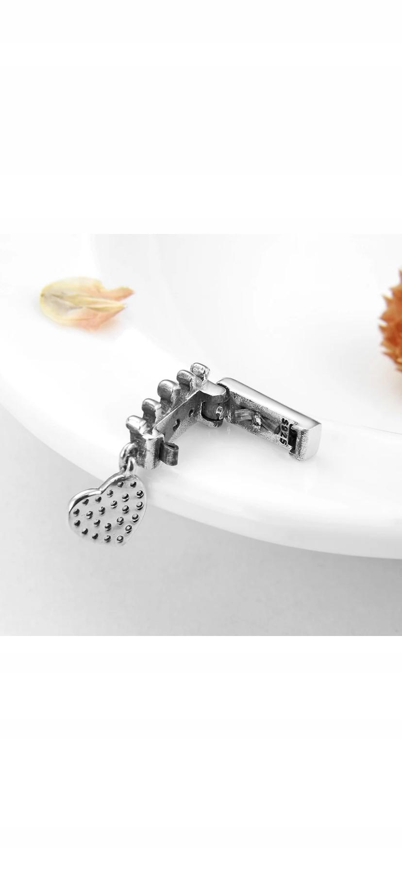 Charms Serce Królowej REFLEXIONS do Pandora 9500704542 WigkIggu