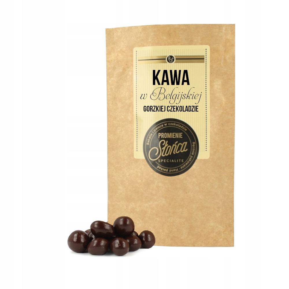 Kawa w gorzkiej czekoladzie 500g