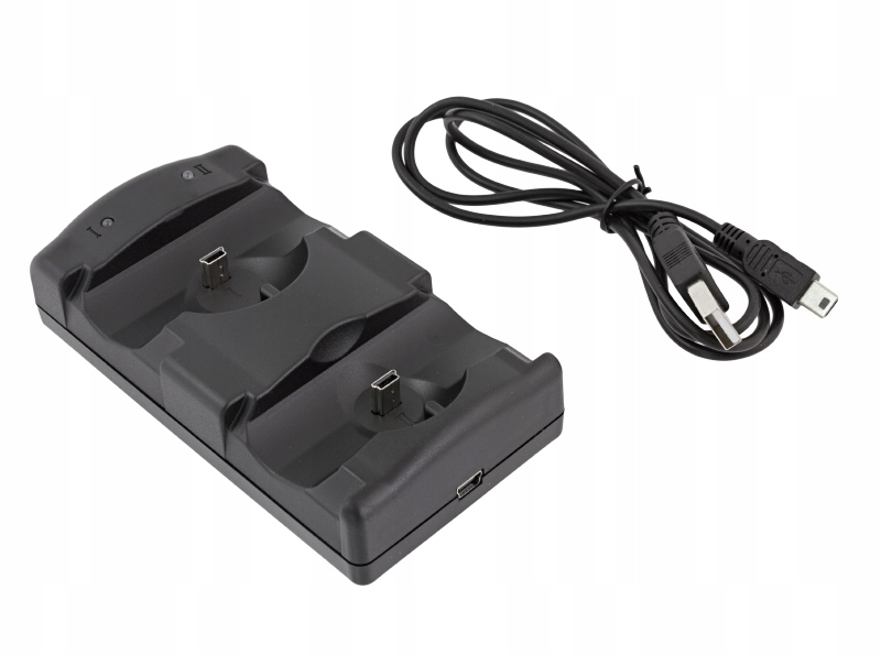 Item DOCKING CHARGER STATION FOR MOVE PS3 GAMES