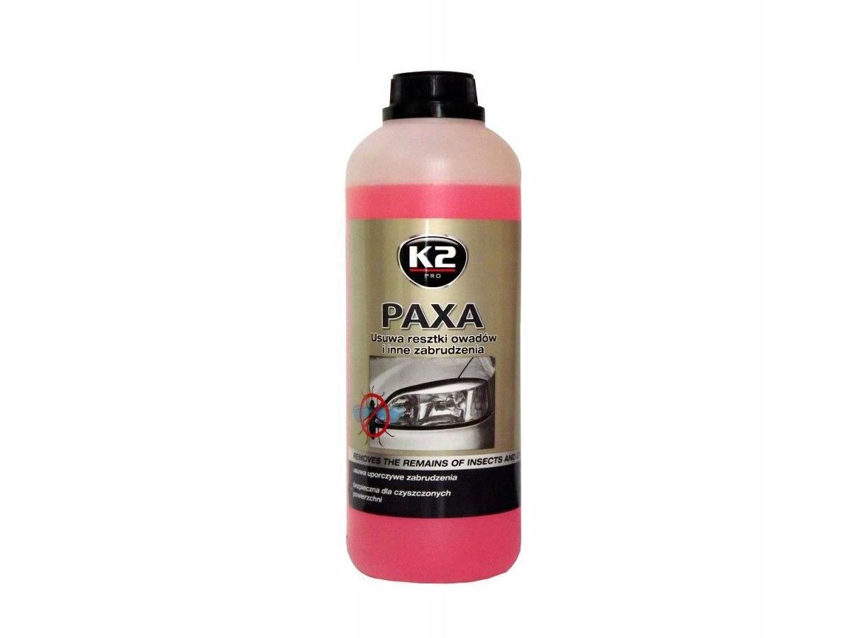 Удаление остатков насекомых K2 Paxa M820 1кг