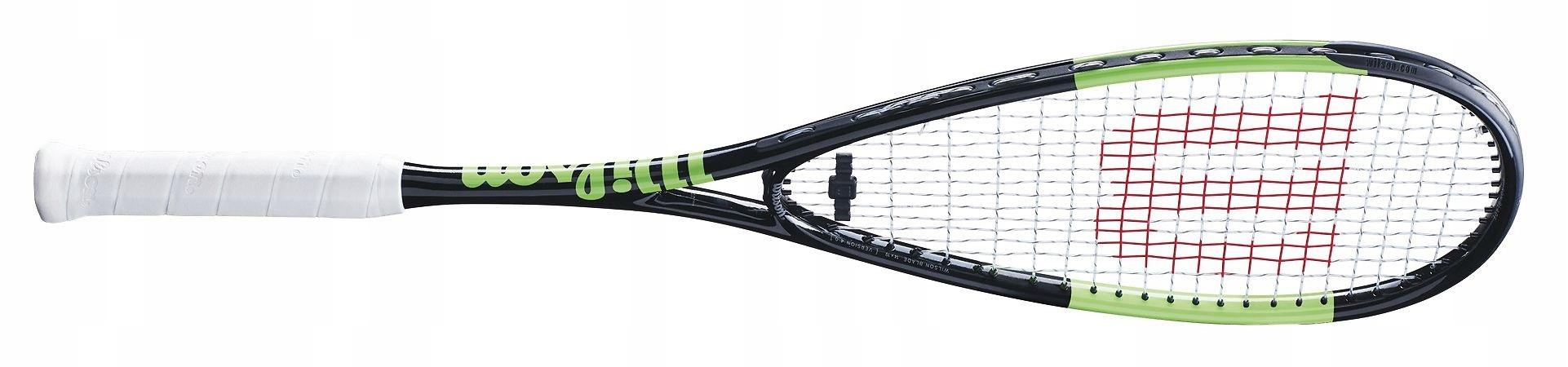 Squash raketa Wilson Čepele Tím