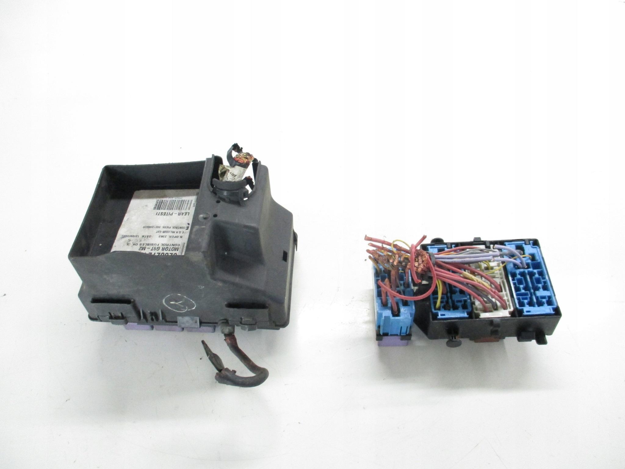 Renault Espace Iv 2 2 Dci Caja De Fusibles Xdalys Lt