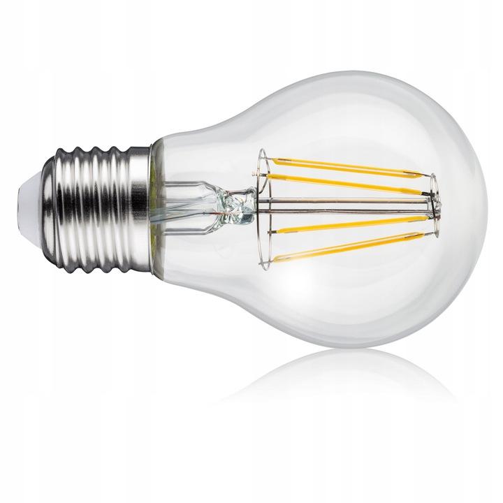 Купить 6x светодиодная лампа E27 6W FILAMENT DECORATIVE EDISON на Otpravka - цены и фото - доставка из Польши и стран Европы в Украину.