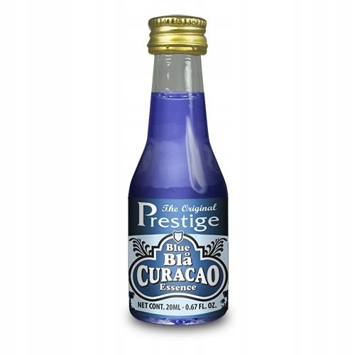 Esencja zaprawka do alkoholu Blue Curacao likier