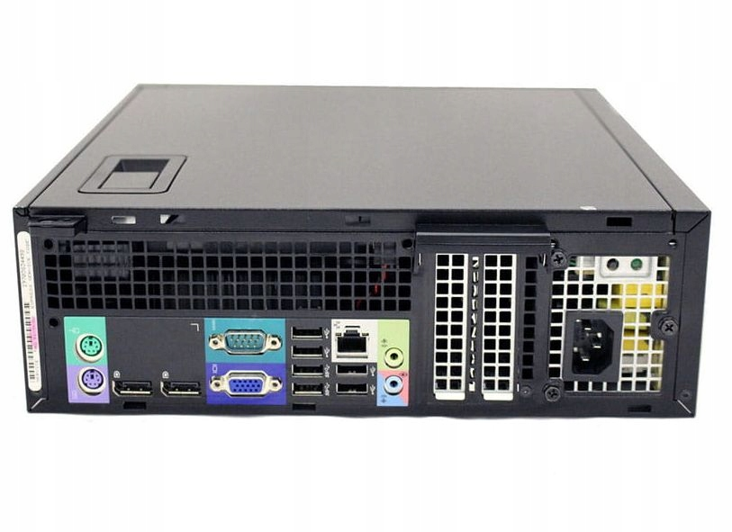 Dell Optiplex 9020 SFF i5-4590 8 240SSD W10P ref. Model 9020