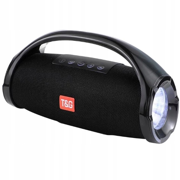 Boombox Bluetooth-динамик цвета + светодиодный фонарик