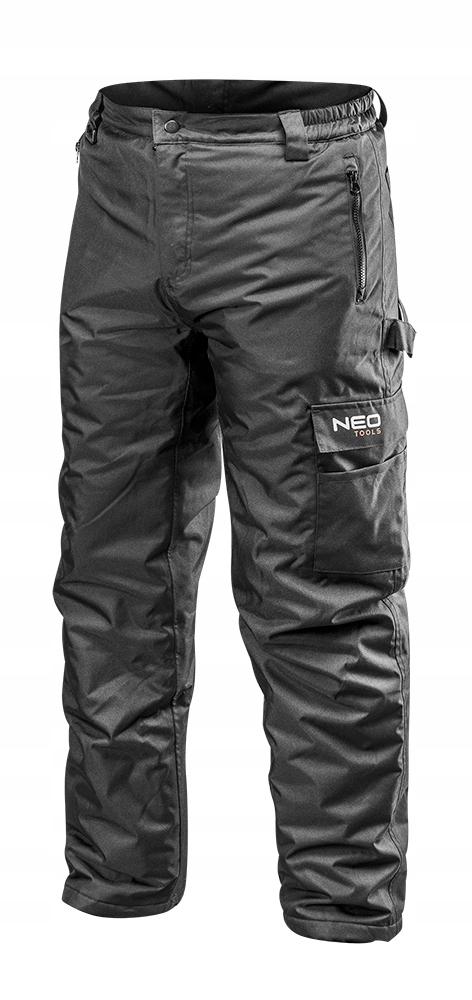 Spodnie robocze ocieplane Oxford, L, NEO 81-565-L