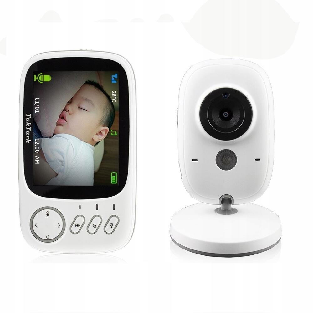Bezprzewodowa Kamera Wifi Niania Monitoring