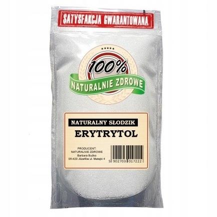 ERYTROL (naturalny słodzik) 1kg