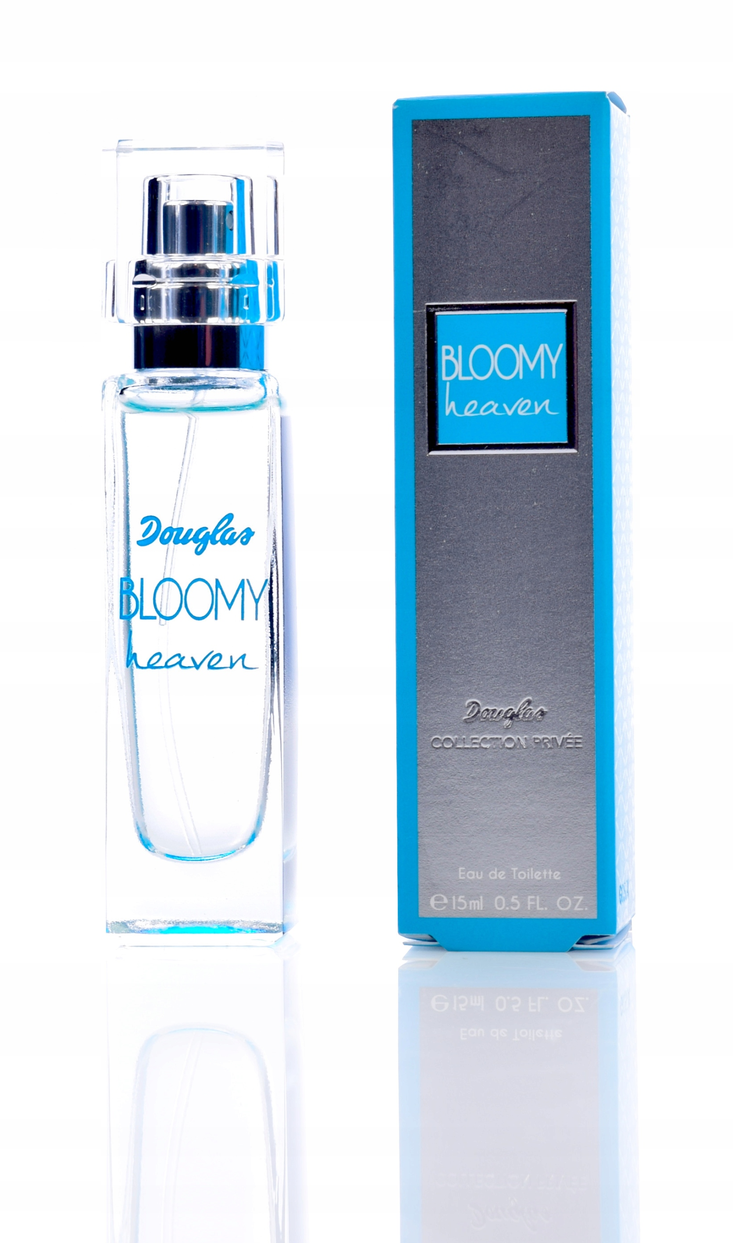 DOUGLAS BLOOMY HEAVEN Woda Toaletowa EDT 15ml