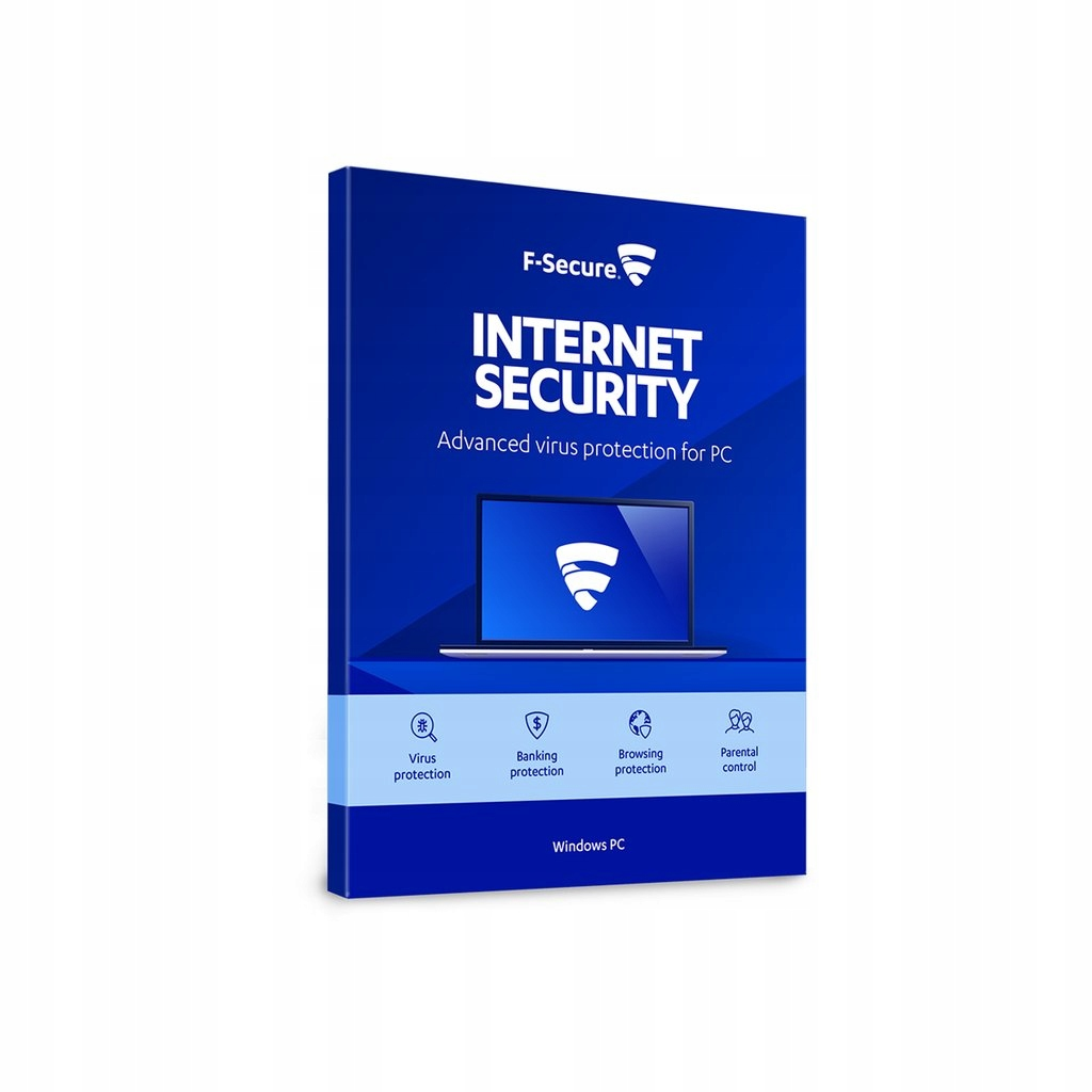 Acronis True Image+F-Secure Internet Security 1rok Nazwa Acronis