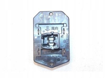 toyota yaris i 13 vvti 02r - реостат резистор