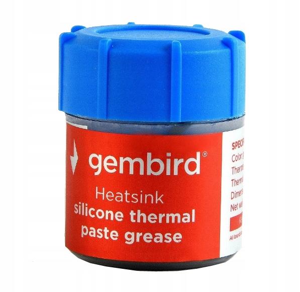 Термальная паста Gembird для процессора 15г