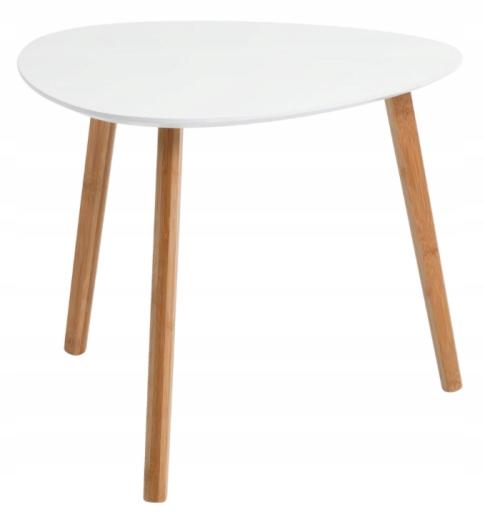Stolik kawowy ława skandynawski modern loft PRL 55