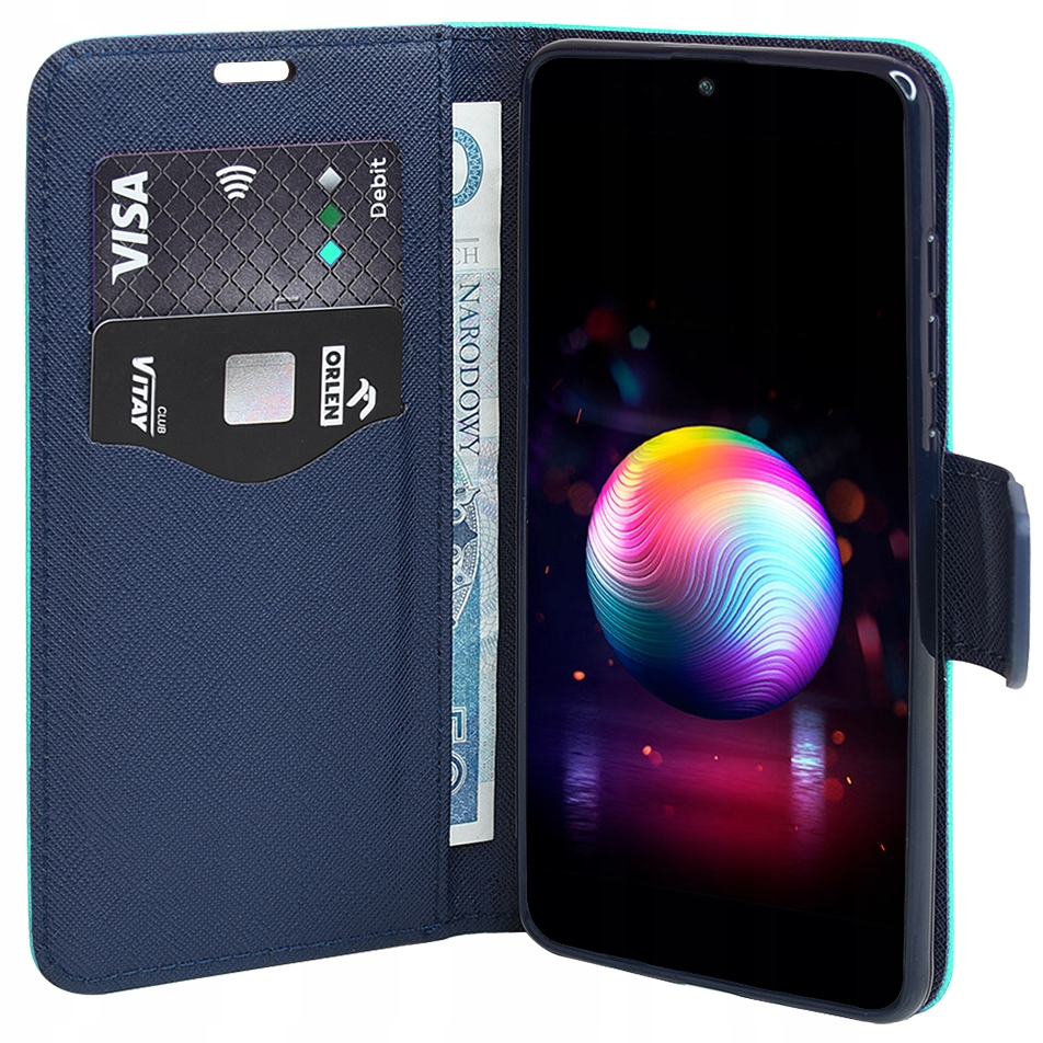 Etui do Samsung Galaxy M31S Fancy Case + SZKŁO 9H Dedykowany model Samsung Galaxy M31S