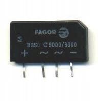 Mostek prostowniczy 5.0A 40V B40C5000-3300 x2